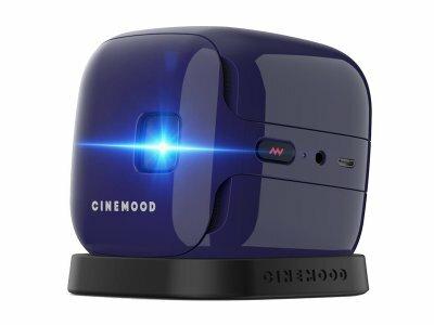 Проектор CINEMOOD Кинокубик ivi CNMD0016VI