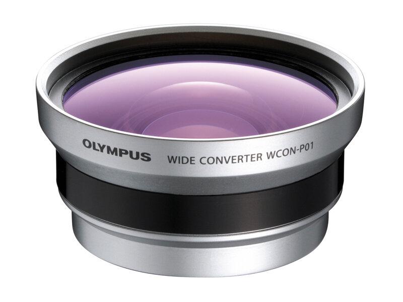 Объектив OLYMPUS WCON-P01 широкоугольный конвертер