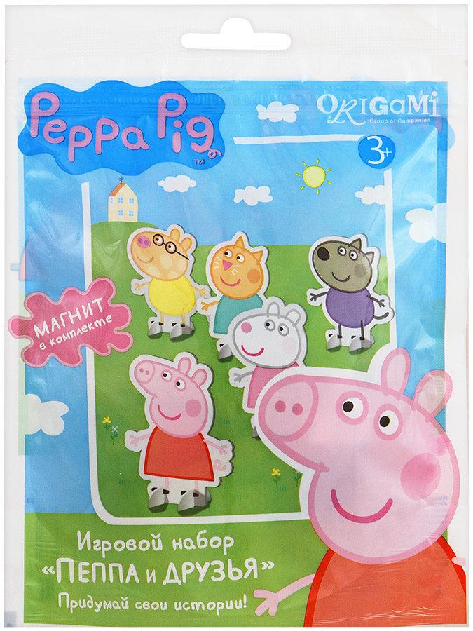 Игровой набор Origami Свинка Пеппа
