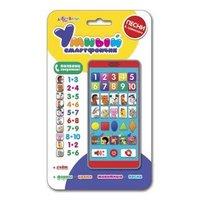 Интерактивная игрушка азбукварик Умный смартфончик - 80598