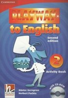 "Gunter Gerngross and Herbert Puchta ""Playway to English (Second Edition) 2 Activity Book with CD-ROM"""