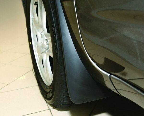 Брызговики Hyundai Solaris седан (2010-...) передние
