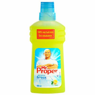 Моющее средство Mr.Proper лимон 500 мл