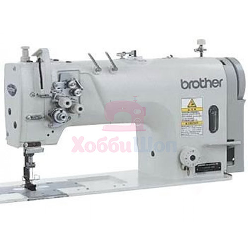 Промышленная двухигольная швейная машина Brother T-8420C