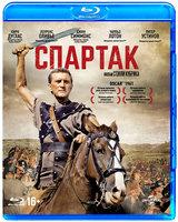 Blu-ray. Спартак