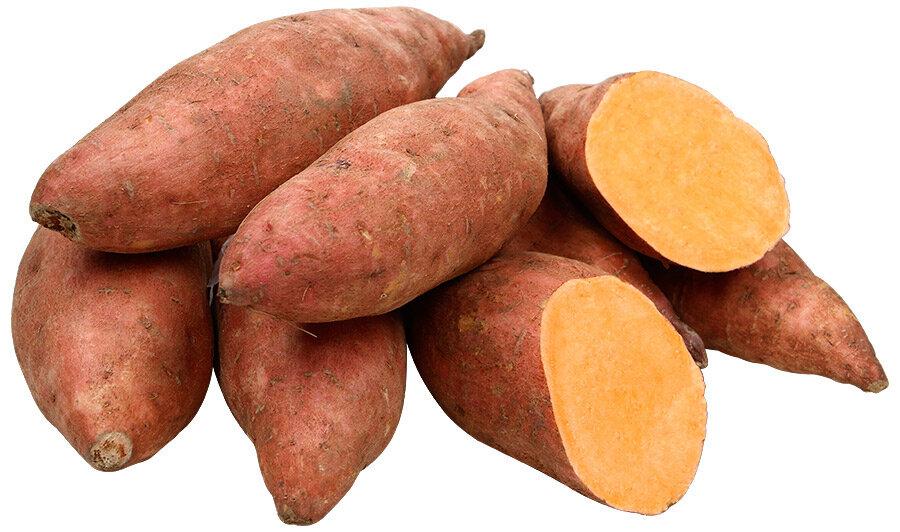 Картофель батат 0,6-1,2кг