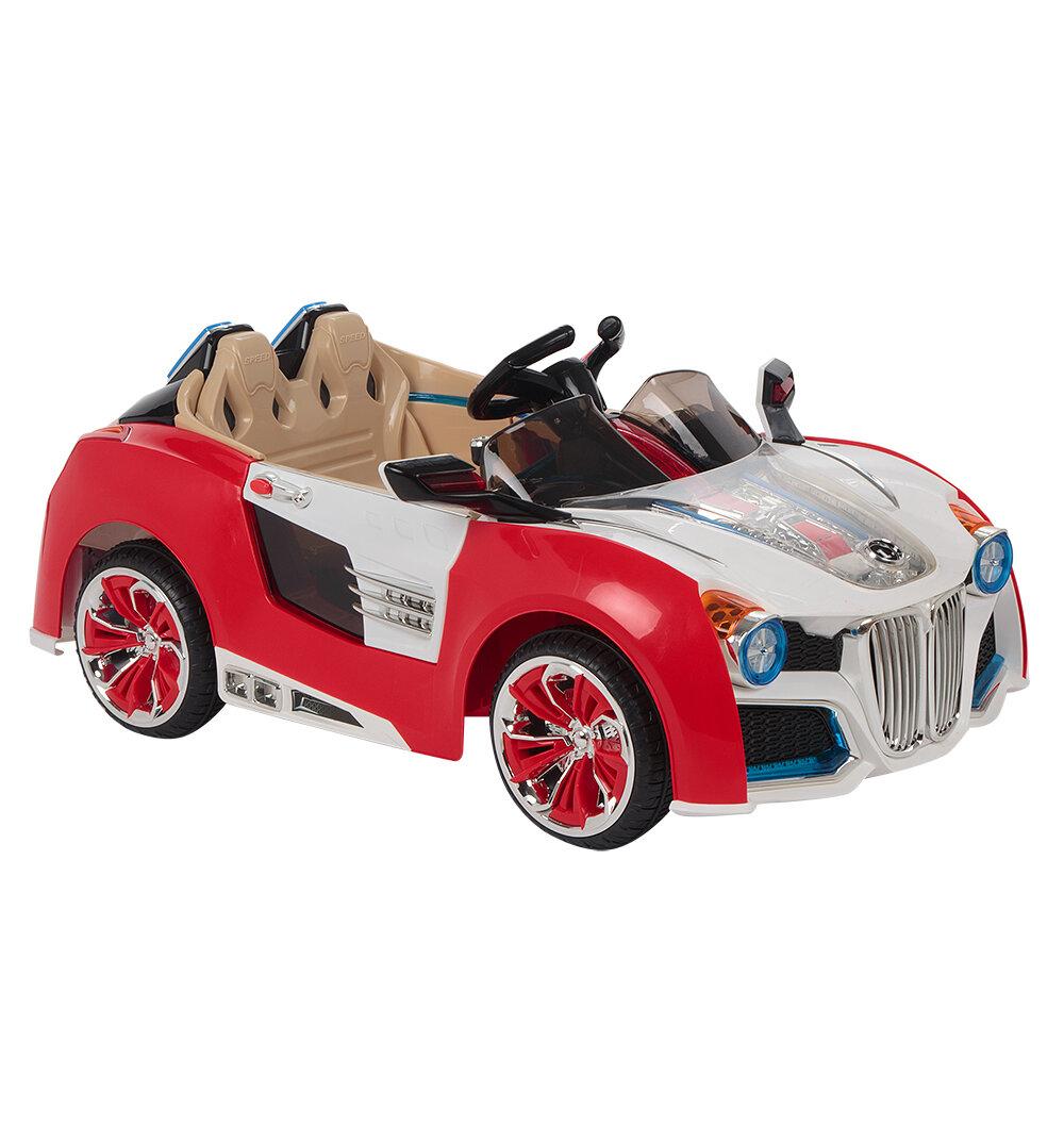 Электромобиль RABBIT CH9927, цвет: красный