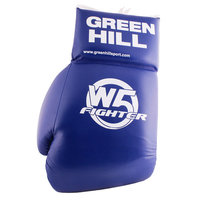 Перчатка рекламная большая W5 синяя, W5 синяя Green Hill