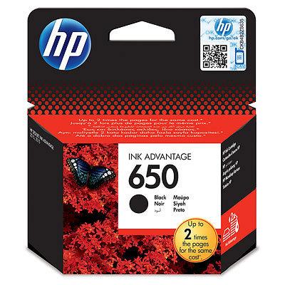 Струйный картридж HP CZ101AE (650) (black)