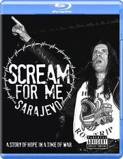 BRUCE DICKINSON - SCREAM FOR ME SARAJEVO - BLU-RAY