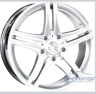 NZ Wheels F-6 WF 7x16/5x108 D63.3 ET52.5 - фото 1