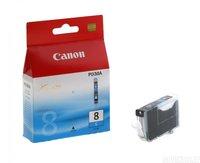 """Картридж струйный Canon """"CLI-8C 0621B024"""", голубой"""