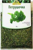 Зелень петрушки сушёная 'Здоровая еда', 30г,