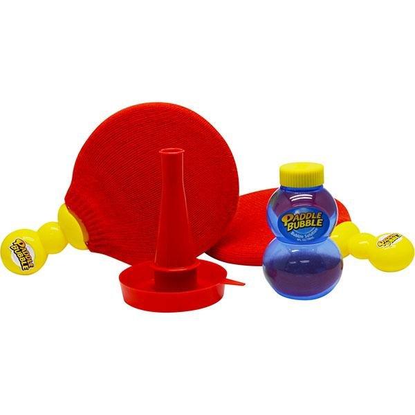 Мыльные пузыри Paddle Bubble 60 мл с набором ракеток - 278213