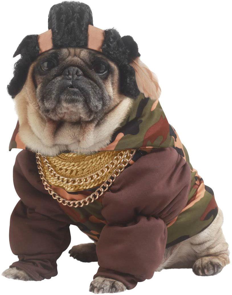 Костюм для собак California Costumes Костюм для собаки Костюм для собак Рэпер, XS