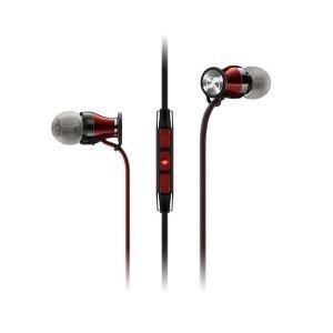 Sennheiser MOMENTUM In-Ear M2 IEi Black Red