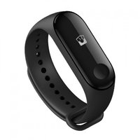 Фитнес-браслет Xiaomi Mi Band 3 (черный)