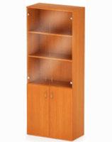 Инволюкс Шкаф-витрина высокий ШС24Т (74*37*190)