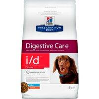 Сухой корм для собак Hill's Сухой корм для собак Prescription Diet I/D Mini полноценный диетический рацион, ЖКТ + стресс, 1,5 кг