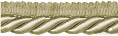 Кант витой, 9 мм, 25 м (цвет: 103/02, шампань), арт. 23-103 R