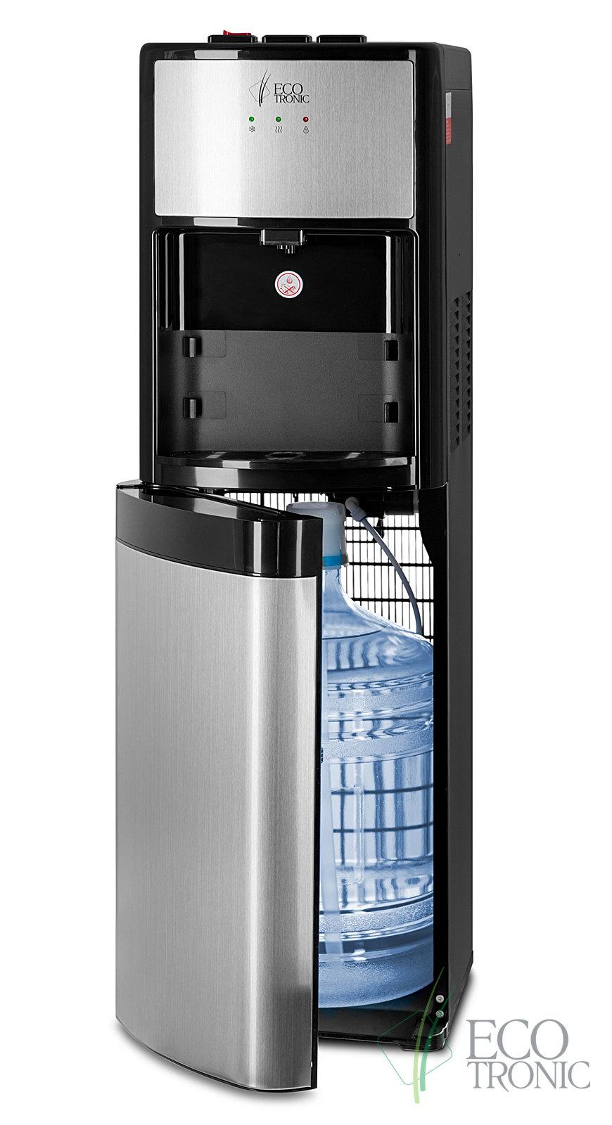 Кулер для воды с нижней загрузкой Ecotronic M9-LX