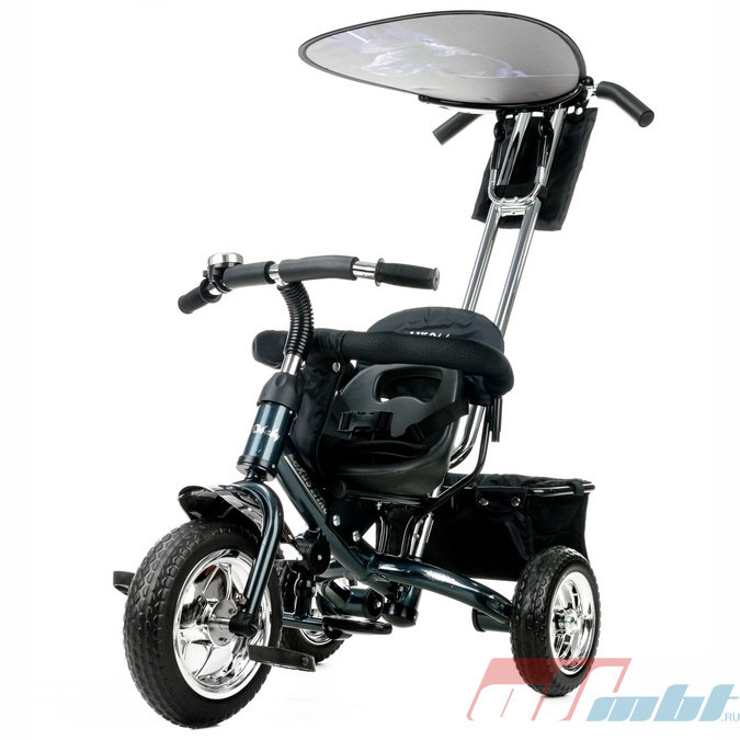 Трехколесный велосипед Liko Baby Lexus LB-772 (черный)