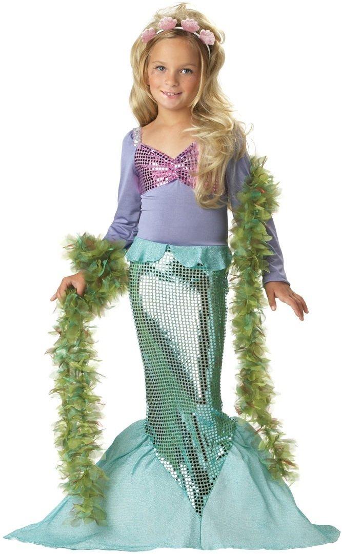 little mermaid costume -