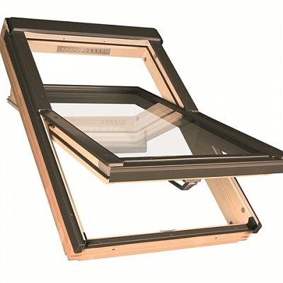 Мансардное окно Факро FTS U2, 55 х 78 см.