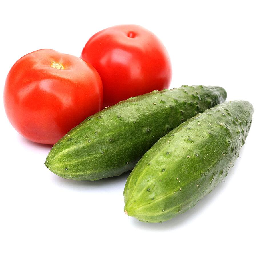 Ассорти овощное 900г