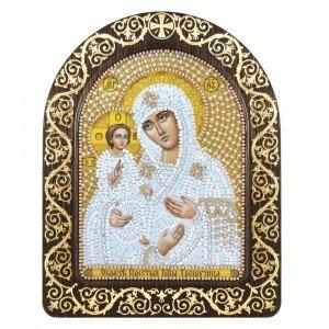NOVA SLOBODA Православный киот Богородица Троеручица СН-5016