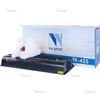 Картридж NV Print TK-435 черный для Kyocera TASKalfa 180/181/220/221 совместимый (15K) (NV-TK435)