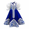 Русский народный костюм Оленька Гжель (56-58)