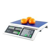 Весы торговые M-ER 326AC-32.5 LCD Slim с АКБ (без стойки)