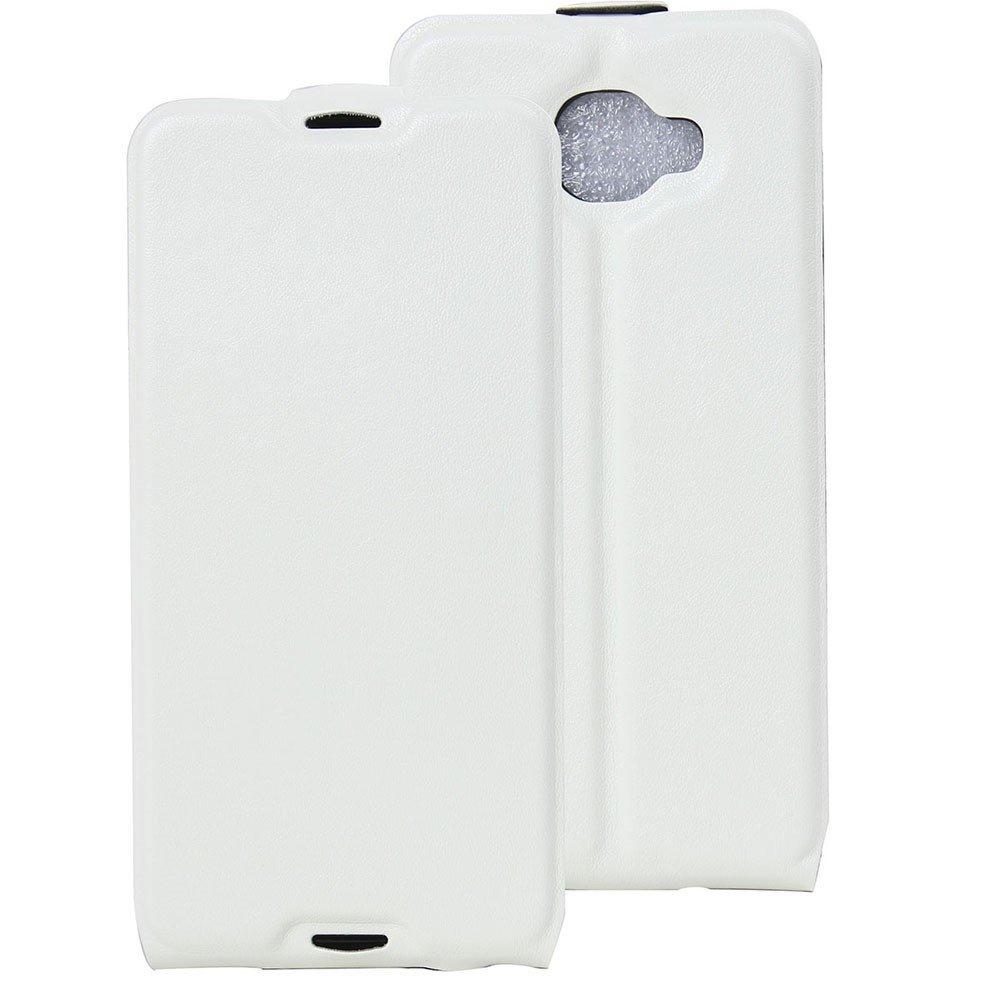 Чехол для Alcatel IDOL 4S 6070K (белый)