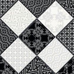 Линолеум Juteks Strong Plus Chess 4 990D 2,5м