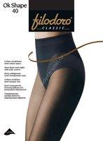 Колготки Filodoro Ok Shape 40