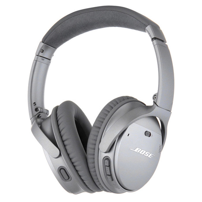 Наушники Bose QuietComfort 35 II Wireless Headphones Silver WW