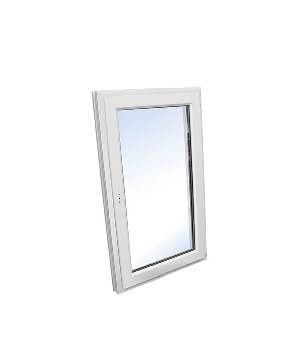 Окно ПВХ WHS 1160х800 мм одностворчатое правое поворотно-откидное