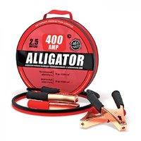 Провода прикуривания AUTOPROFI Аллигатор 400 А, длина 2,5 м., брезентовая сумка
