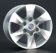 Диски Replay Replica Toyota TY87 8.5x20 6x139,7 ET25 ЦО106.1 цвет GMF - фото 1