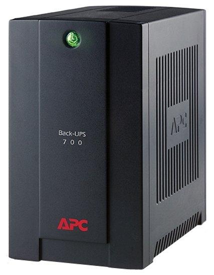 Источник бесперебойного питания APC Back-UPS BX700UI