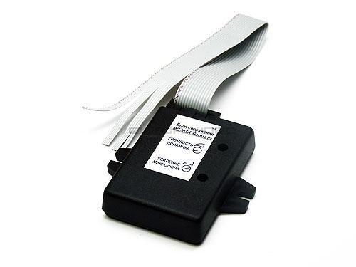 MC-VIZIT Блок сопряжения с координатным подъездным домофоном