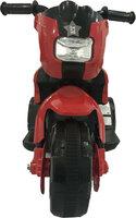 Электромобили Электромотоцикл трехколесный Be2Me красный