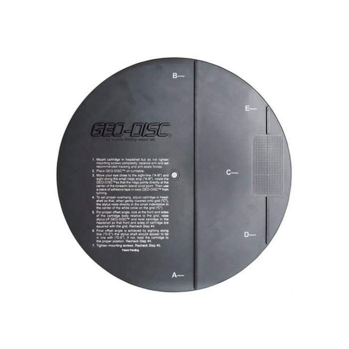Аксессуары для установки MOFI Geo Disc