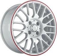 Колесный диск NZ SH668 6.5x16/5x114.3 D60.1 ET45 Белый - фото 1