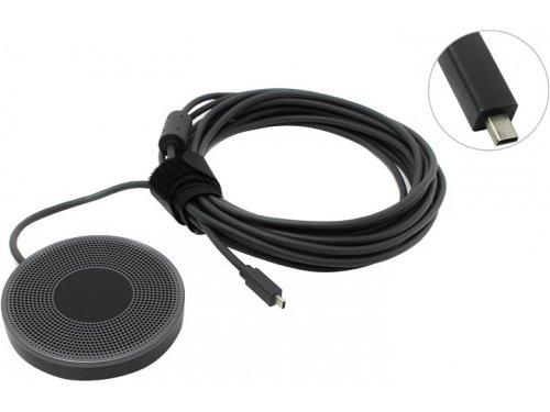 Микрофон мультимедийный Logitech Microphone 989-000405