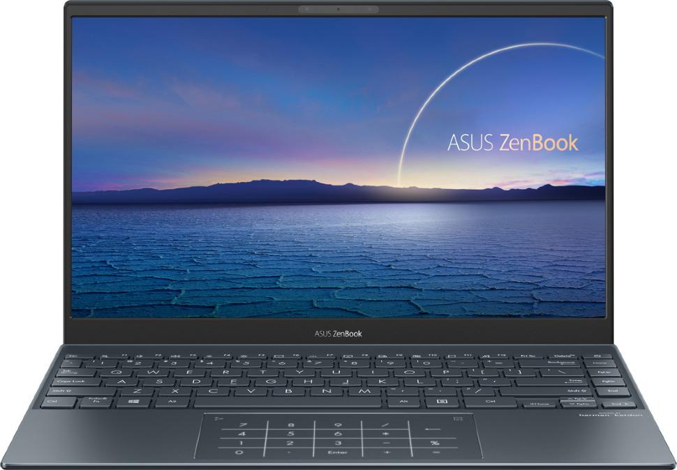 Ноутбук ASUS ZenBook 13 UX325JA-EG109T 90NB0QY1-M01750 (Intel Core i5-1035G1 1000MHz/13.3