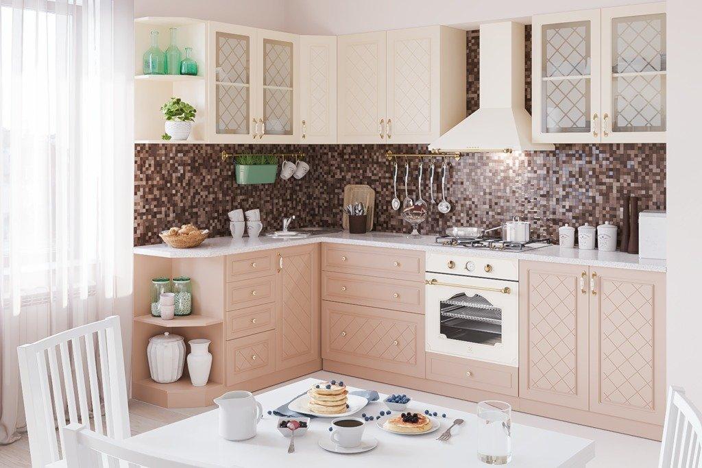 деревянные кухни от мебельной фабрики