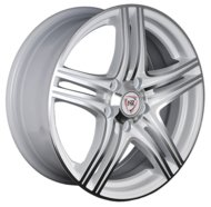 Колесный диск NZ Wheels F-6 (WF) 6.5xR15 ET35 4*98 D58.6 - фото 1