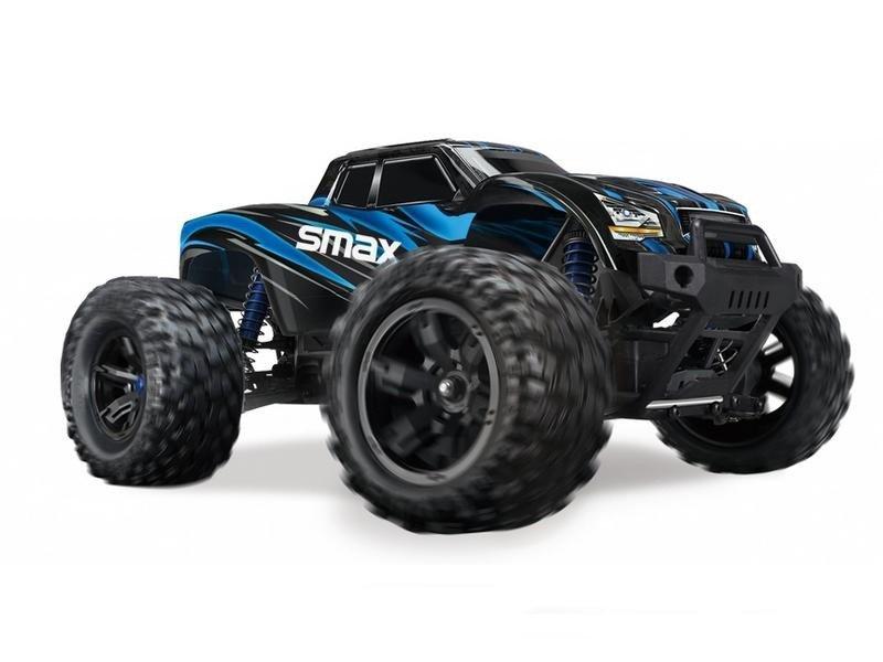 Радиоуправляемая модель Монстра Remo Hobby SMAX 4WD RTR 1:16 влагозащита - RH1631
